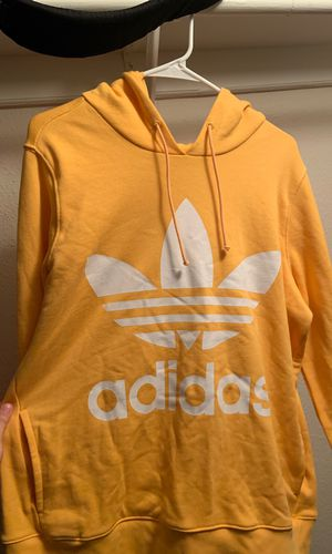Adidas Hoodie (yellow) for Sale in Webster, TX