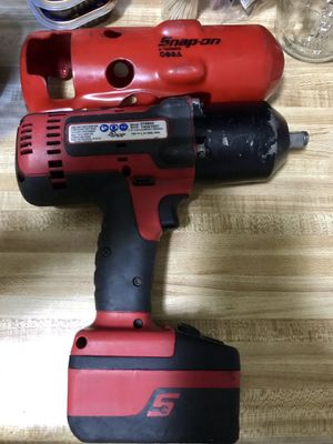 Snap-on CT8850 1/2 18V Cordless Impact Wrench for Sale in Manassas, VA