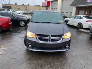 2017 Dodge grand Caravan SXT plus for Sale in Dearborn, MI