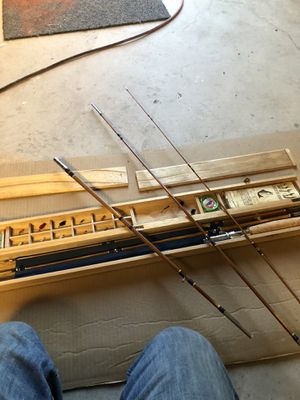 Bamboo fly fishing rod for Sale in Scottsdale, AZ