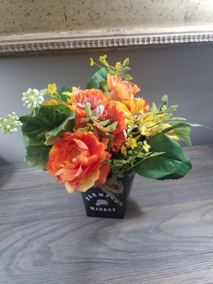 Home Decor Farmhouse Decorative Flower Vase for Sale in Jackson Township, NJ