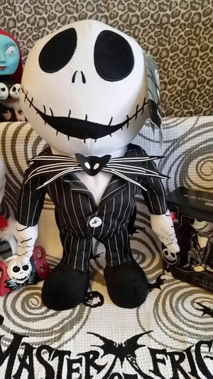 1 X The Nightmare Before Christmas Collectable Animated Jack. for Sale in Round Rock, TX