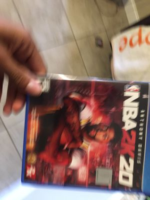 NBA 2k20 ps4 VENMO ONLY for Sale in Bakersfield, CA