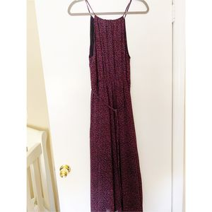 H&M purple maxi dress size XL for Sale in North Potomac, MD