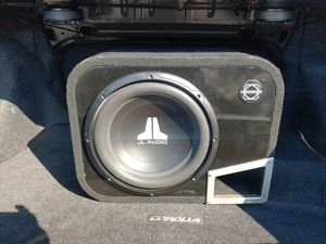 "Jl audio 12"" for Sale in San Diego, CA"