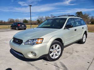 2006 Subaru Outback awd for Sale in Houston, TX