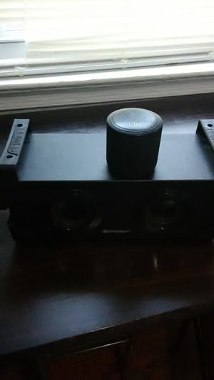 Emerson and blackweb bluetooth speakers for Sale in Temple Hills, MD
