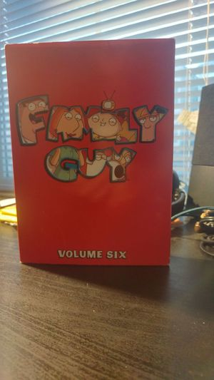 Family Guy Volumes 6 and 7 for Sale in San Francisco, CA