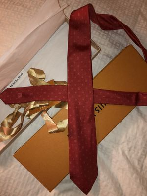 LV Louis Vuitton Tie Brand New for Sale in Herndon, VA