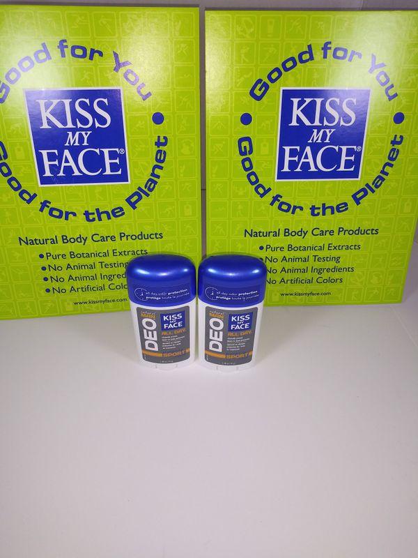 Kiss My Face Natural Man Deodorant 2