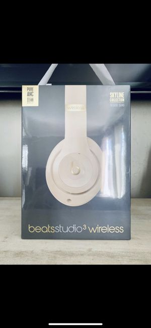 New beats studio 3 wireless for Sale in Chula Vista, CA