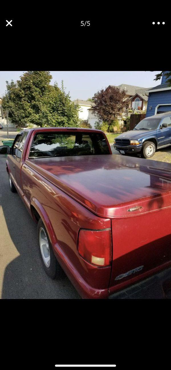 2002 Chevy s10
