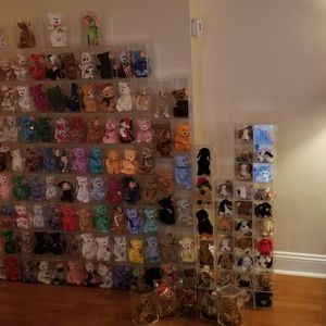 Beanie Baby Collection for Sale in Riverview, FL