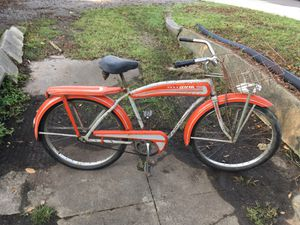 1950's Monarch Silver King General bicycle for Sale in Nashville, TN