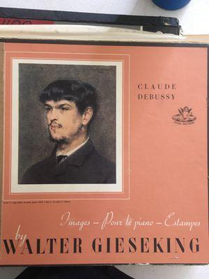 Claude Debussy venyl for Sale in San Luis Obispo, CA