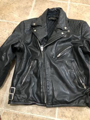 Jacket de motorcycle size 44 for Sale in San Francisco, CA
