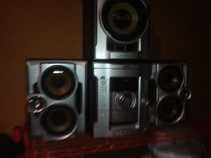 Sony audio system for Sale in Las Vegas, NV
