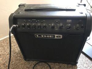 Line 6 spider guitar amp for Sale in San Luis Obispo, CA