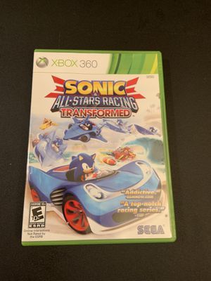 Sonic game for Xbox 360 for Sale in Oakland, CA