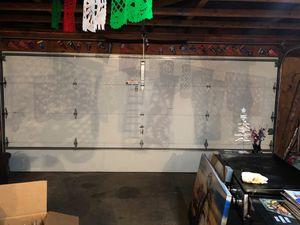 Garage door 16x7 good for Sale in Dallas, TX