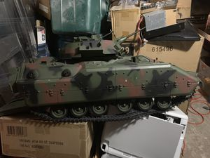 Used, 21st century toys M2 Bradley Tank 1/6 scale for Sale for sale  Orlando, FL