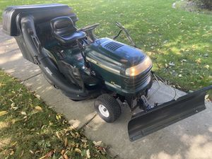 Year Round Riding Lawn Mower for Sale in Lombard, IL