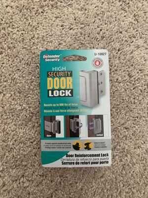 High Security Door Lock for Sale in Murrieta, CA