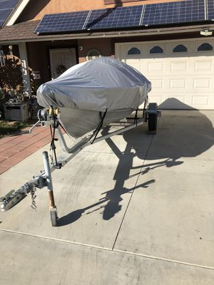 14' aluminum boat for Sale in Westminster, CA