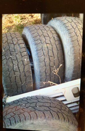 Cooper tires for Sale in Clifton, CO