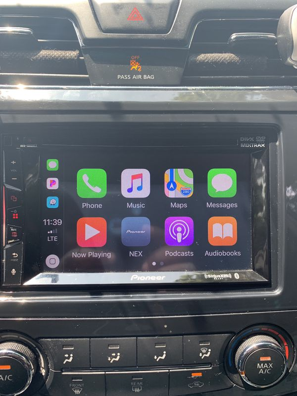 Pioneer 1300 NEX with Bluetooth and Apple Car Play