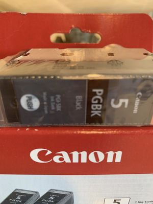 FREE!! Canon 5 PGBK Ink Cartridge— Black for Sale in Los Angeles, CA