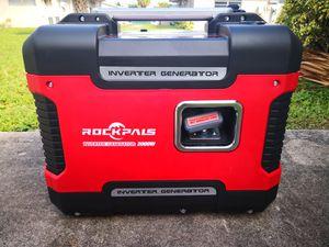 Inverter Generator 2000 Watts for Sale in North Miami, FL