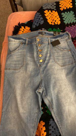 Fashion Nova Nequita high rise skinny jeans for Sale in Chesapeake, VA