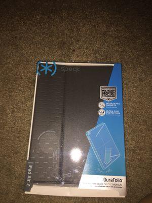 iPad Air 2 case Speck - durafolio for Sale in Bonita, CA