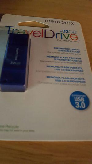 MEMOREX 32 GB FLASH DRIVE!!!!!!!!! for Sale in Detroit, MI