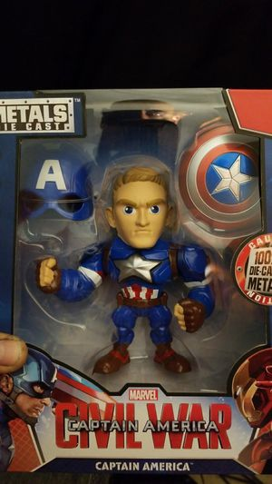 Marvel Civil War Captain America.. for Sale in Austin, TX