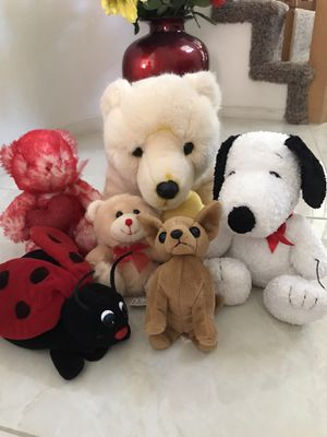 FREE STUFFED ANIMALS 🧸 for Sale in Lake Elsinore, CA