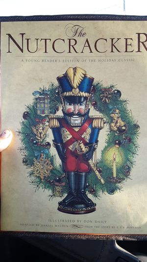 1st edition 1996 nutcracker E.TA. Hoffman for Sale in Diamond, MO