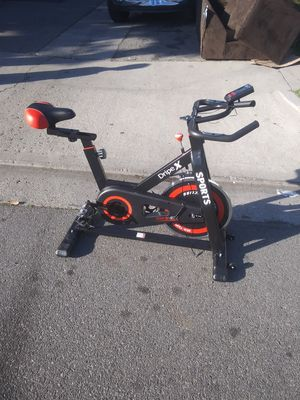 Brand new pro exercise bike spinner worth $400 for Sale in Anaheim, CA