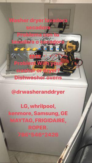 Lavadora y secadora washer and dryer for Sale in Miami, FL