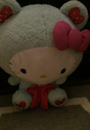 Hello Kitty plushie for Sale in Aurora, IL