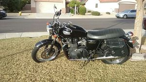 2006 Triumph Bonneville motorcycle for Sale in Gilbert, AZ