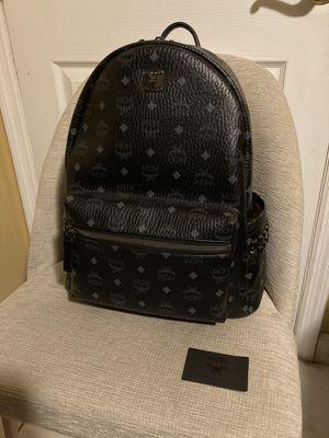 Black MCM Backpack Medium for Sale in Hollywood, FL