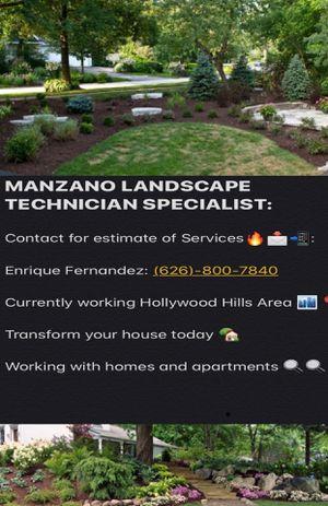 MANZANO LANDSCAPE SPECIALIST SERVICES 👷🏽♂️🏡 for Sale in Temecula, CA