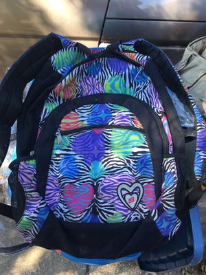 Nice backpack only 12 Firm for Sale in Hanover, MD