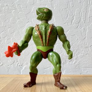 Vintage Heman Masters of the Universe Kobra Khan Action Figure Complete Toy for Sale in Elizabethtown, PA
