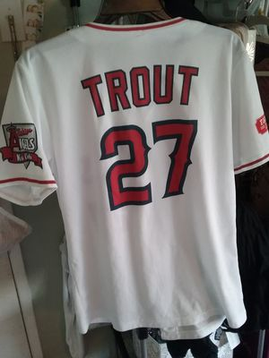 Anaheim Angels youth baseball Jersey for Sale in La Puente, CA