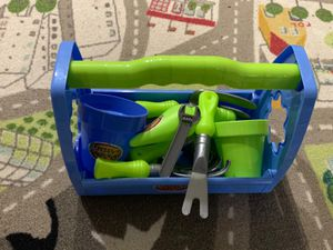 Kids Garden Tool Toy set for Sale in Bloomfield, CT