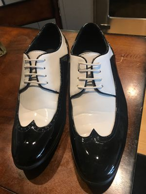 Harlem knights men's dress shoes. Size 10 pristine condition for Sale in Beaverton, OR