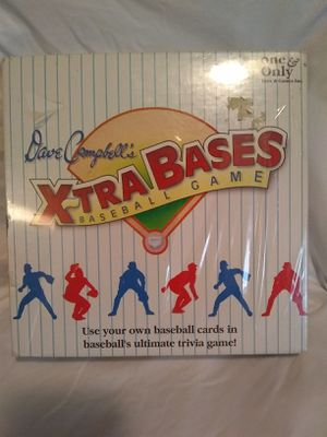 Dave Campbell's extra bases baseball game for Sale in Wentzville, MO